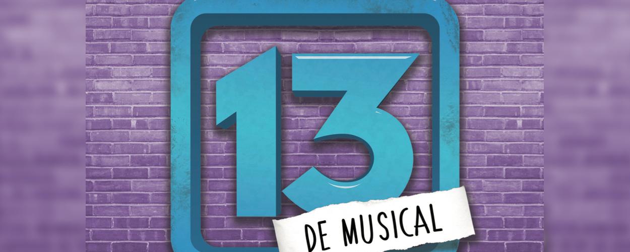 Kidskoor XL Melodia brengt popmusical 13 in Antwerpen