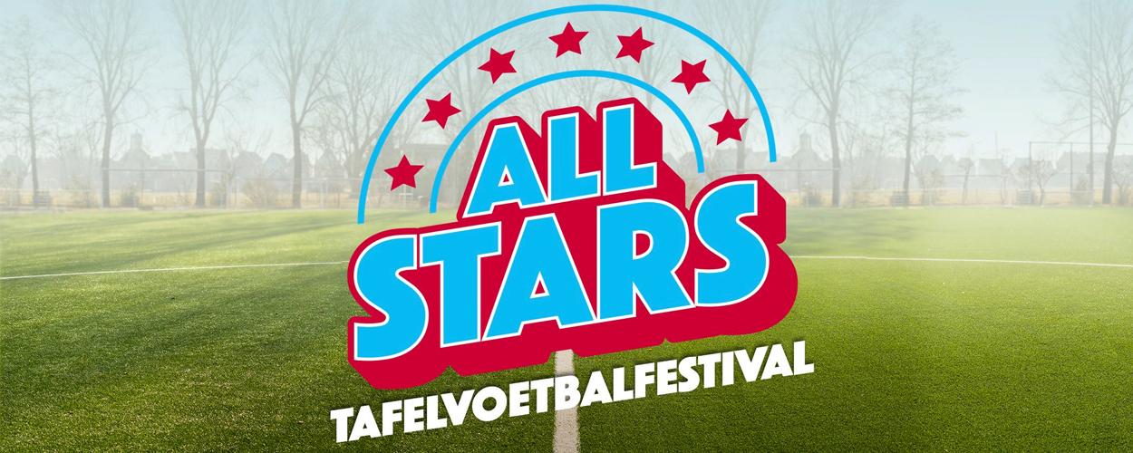Luxor Theater organiseert All Stars Tafelvoetbalfestival