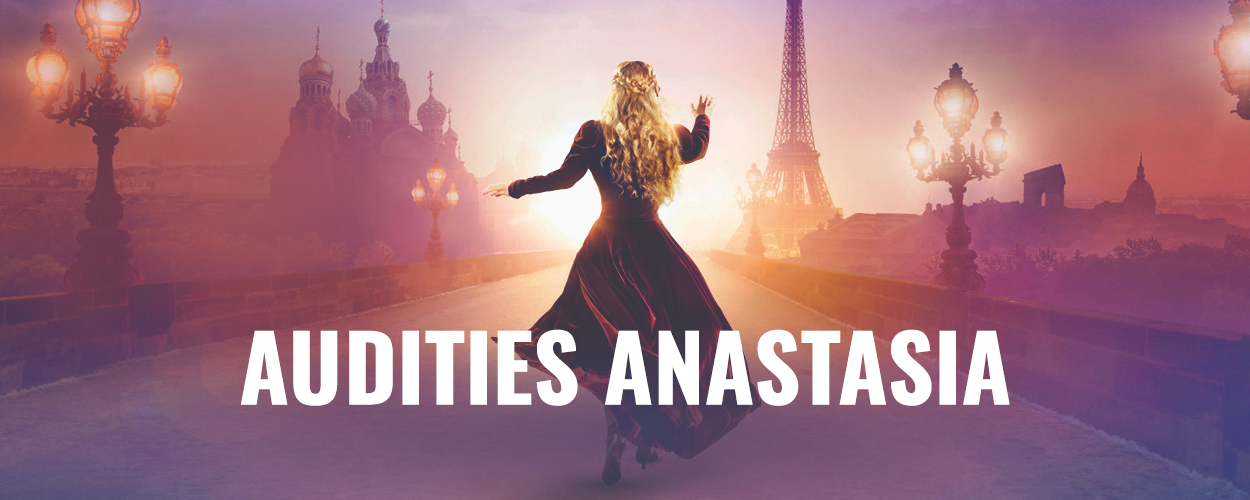 Audities: Anastasia in het Circustheater