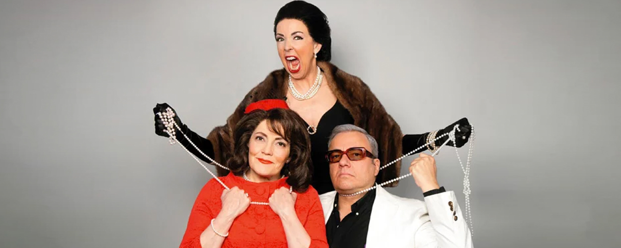 Trailer voor Callas/Onassis/Kennedy