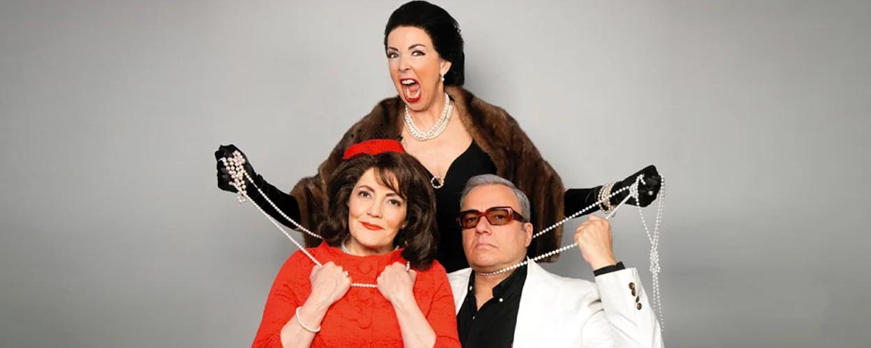 Crowdfunding extra muzikant voor Callas/Onassis/Kennedy succesvol