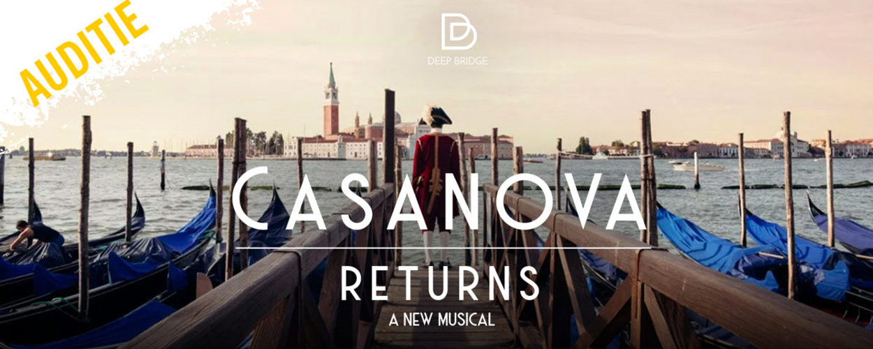 Audities: Casanova Returns van Deep Bridge