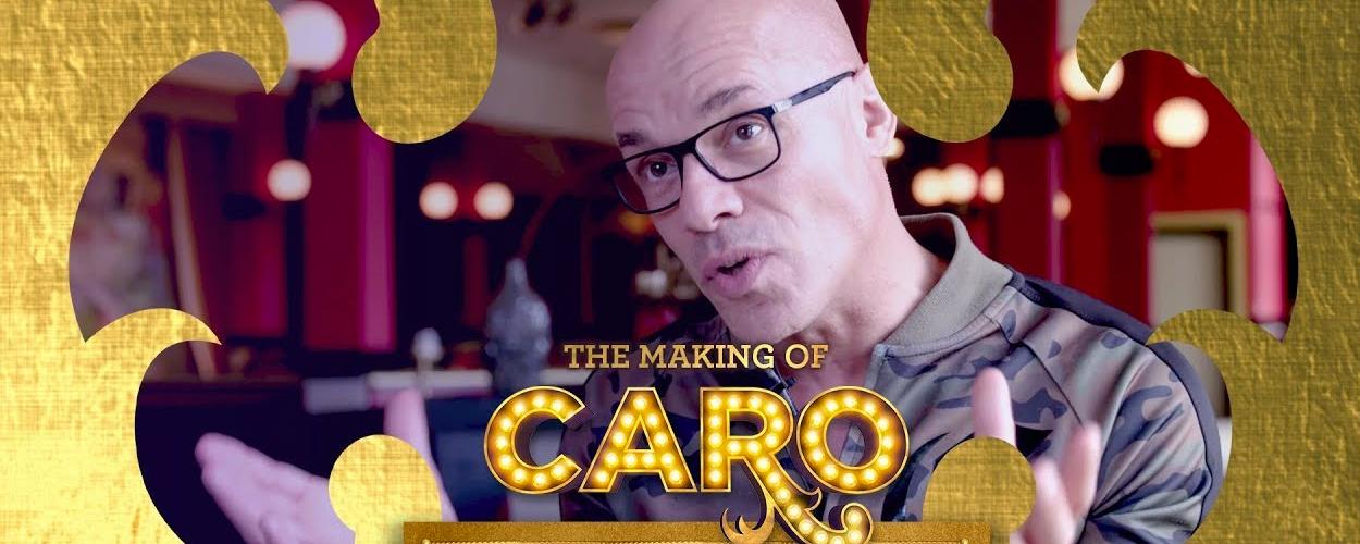 The Making of: CARO in het Efteling Theater #1