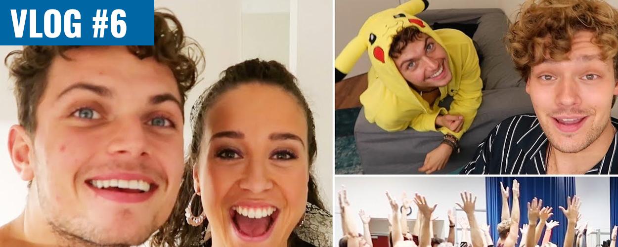 Vlog Mamma Mia! #6: Super Trouper