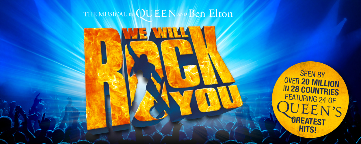 Repetities We Will Rock You begonnen in Rome