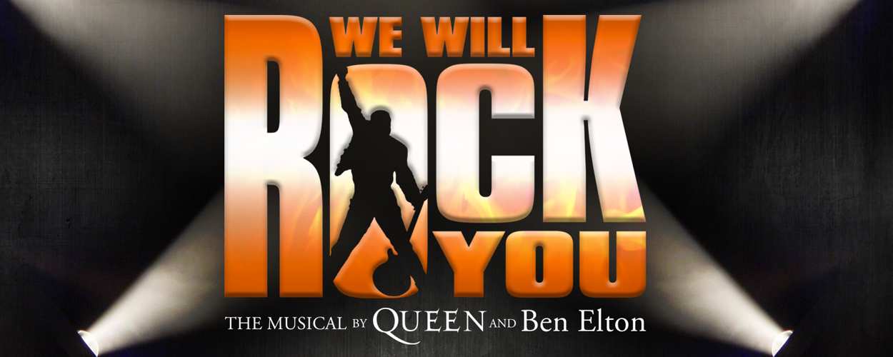 Audities: We Will Rock You