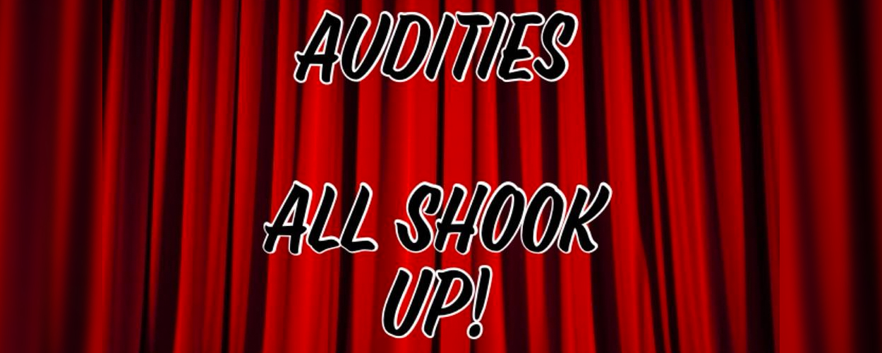 Audities: All Shook Up van Theatergroep SPOT