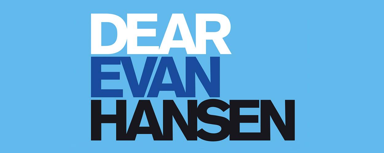Er komt een filmversie van Dear Evan Hansen