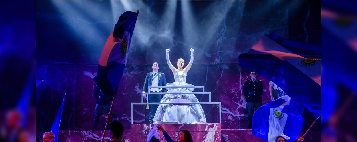 Recensie: Keurige Evita in Koninklijk Carré (3.5 sterren)