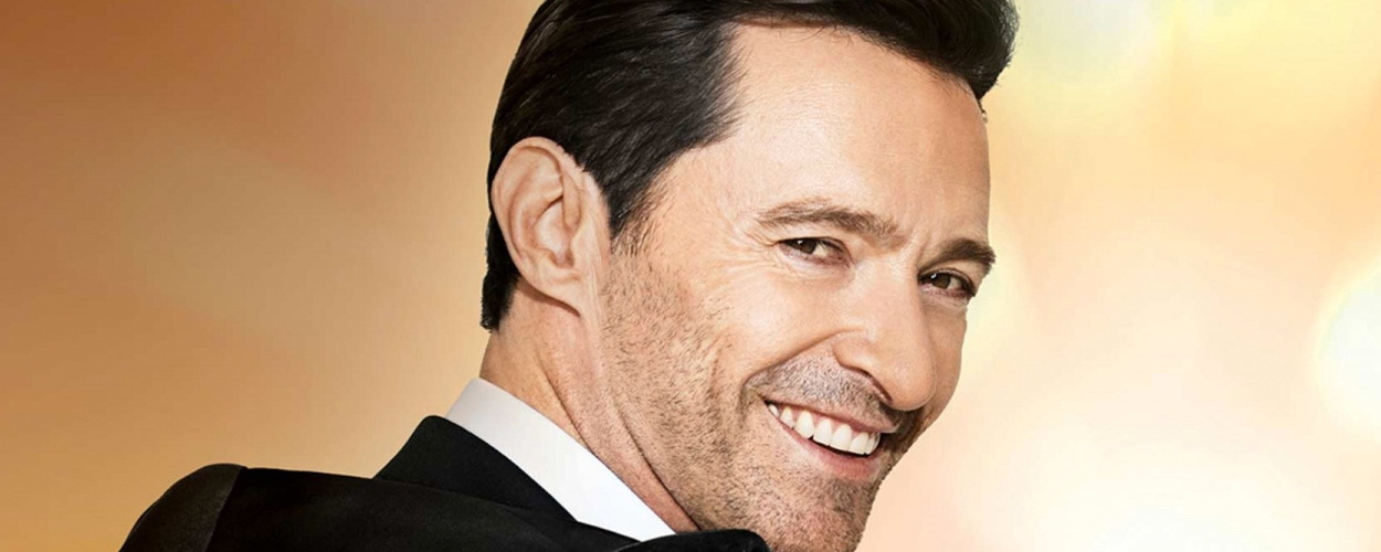 Hugh Jackman geeft concert in de Ziggo Dome