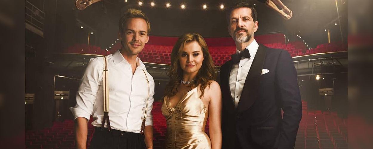 Vajèn van den Bosch pakt hoofdrol in de musical Paramour in Hamburg