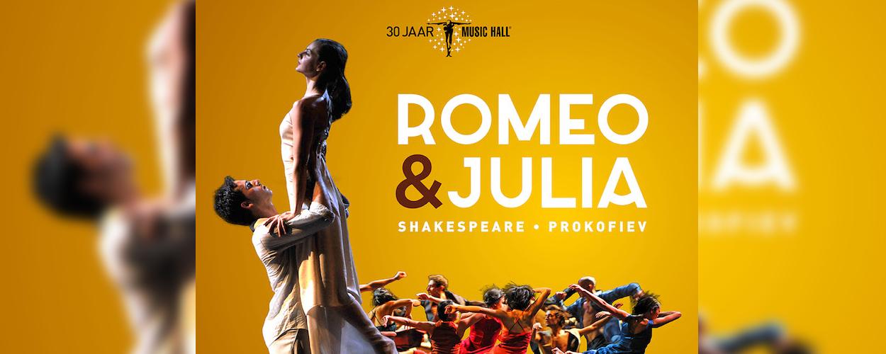 Klassieker Romeo & Julia wordt modern dansspektakel in Capitole Gent