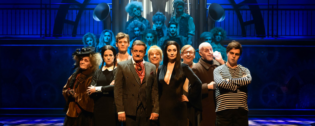 The Addams Family genomineerd voor elf musical awards