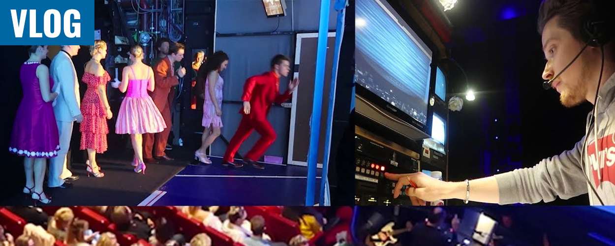 Vlog: Technische swing Mamma Mia!