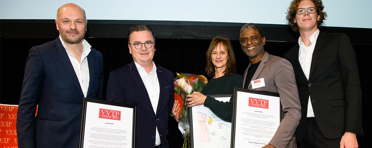 Theater de Stoep en Theater Diligentia winnen Theater van het Jaarprijs 2018