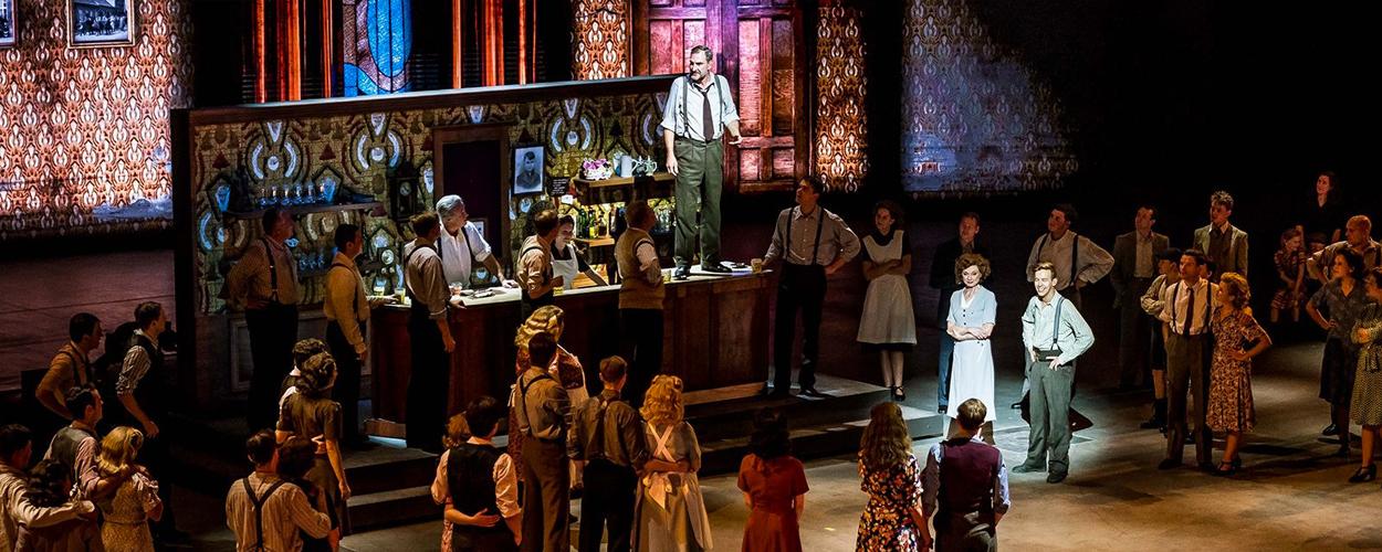 Spektakel-musical 40-45 nu verlengd tot 1 december 2019