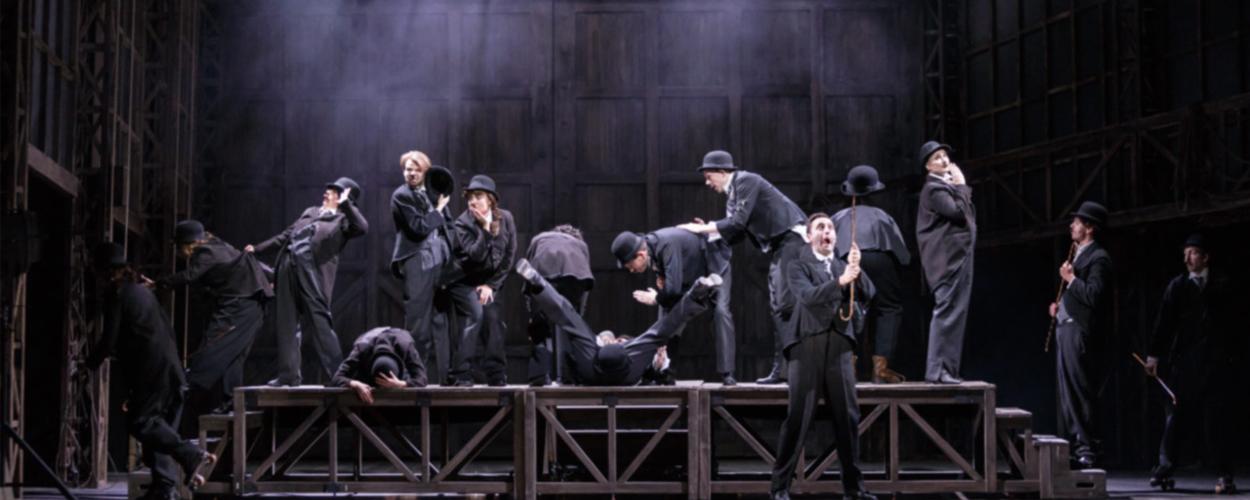 Recensie: Chaplin de Musical: Een ware ode aan het leven van Charlie Chaplin