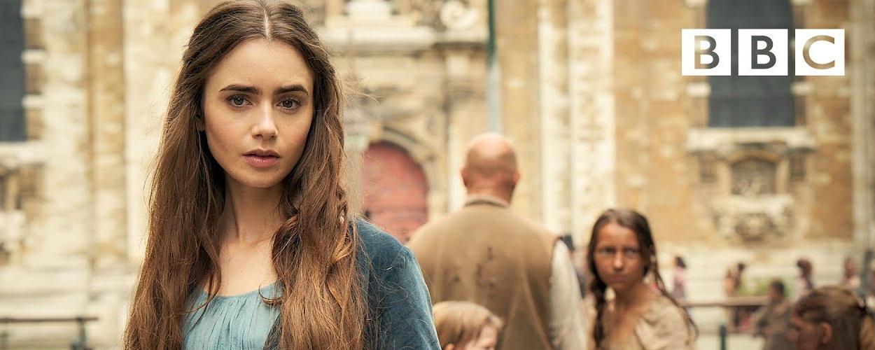 Trailer van Les Misérables van de BBC