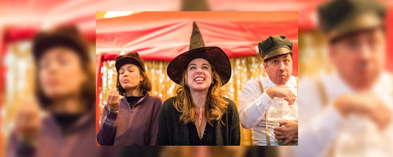 De Sprookjes van De Haar ontvangt 75.000ste bezoeker tijdens de kerst