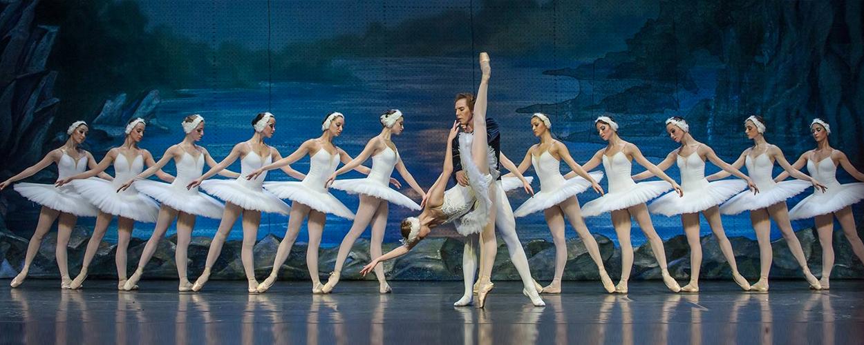 Ballet van Staatsopera van Tatarstan trapt 25e seizoen af met Zwanenmeer