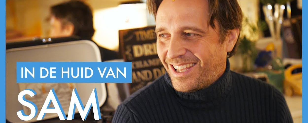 Achter de schermen: Dieter Troubleyn als Sam in Mamma Mia!