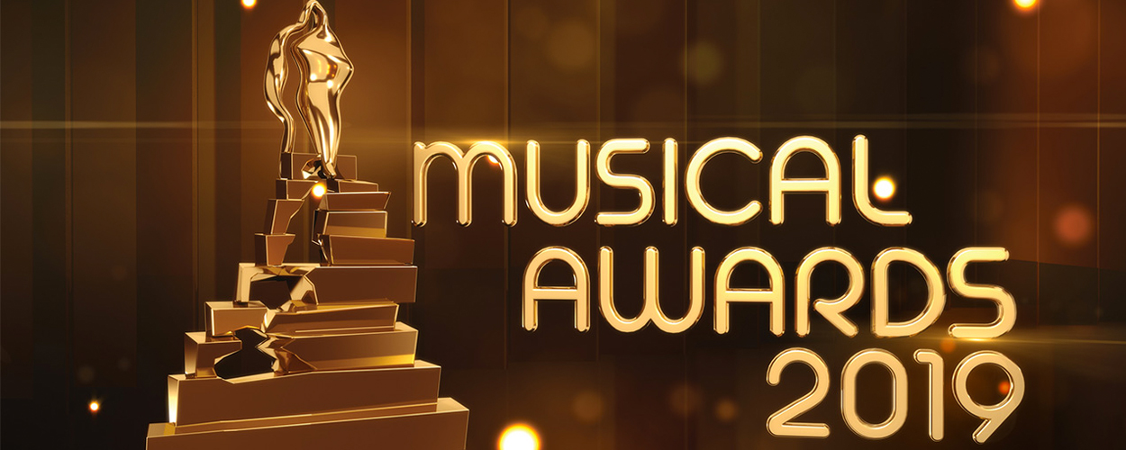 Alle winnaars van de Musical Awards 2019