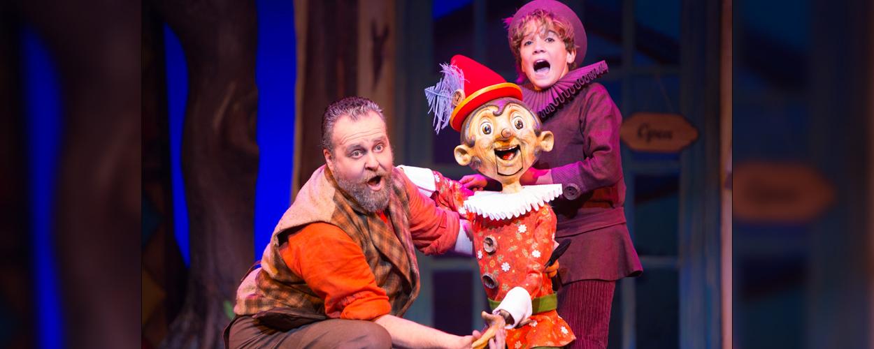 Efteling musical Pinokkio nu volledig te bekijken op YouTube