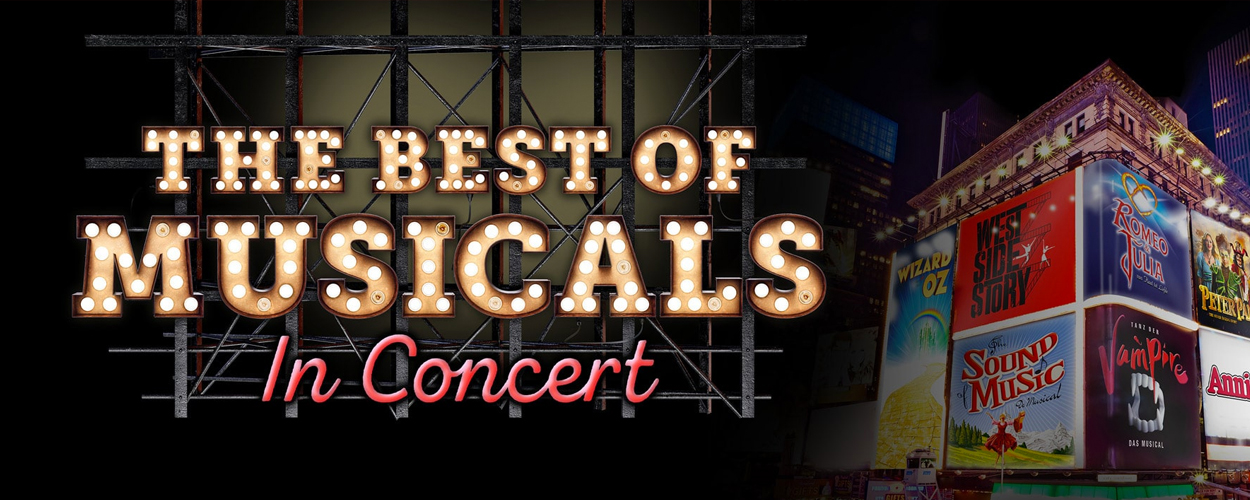 Cast The Best Of Musicals – In Concert aangekondigd