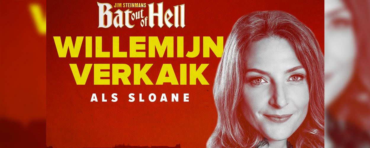 Willemijn Verkaik stopt eind maart met Duitse Bat out of Hell
