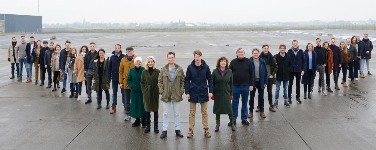 Nieuwe acteurs versterken cast Soldaat van Oranje
