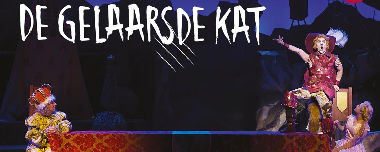 De gelaarsde Kat van de Efteling nu volledig op YouTube te bekijken