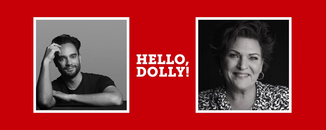 Freek Bartels en Marjolijn Touw volgend seizoen te zien in Hello Dolly!