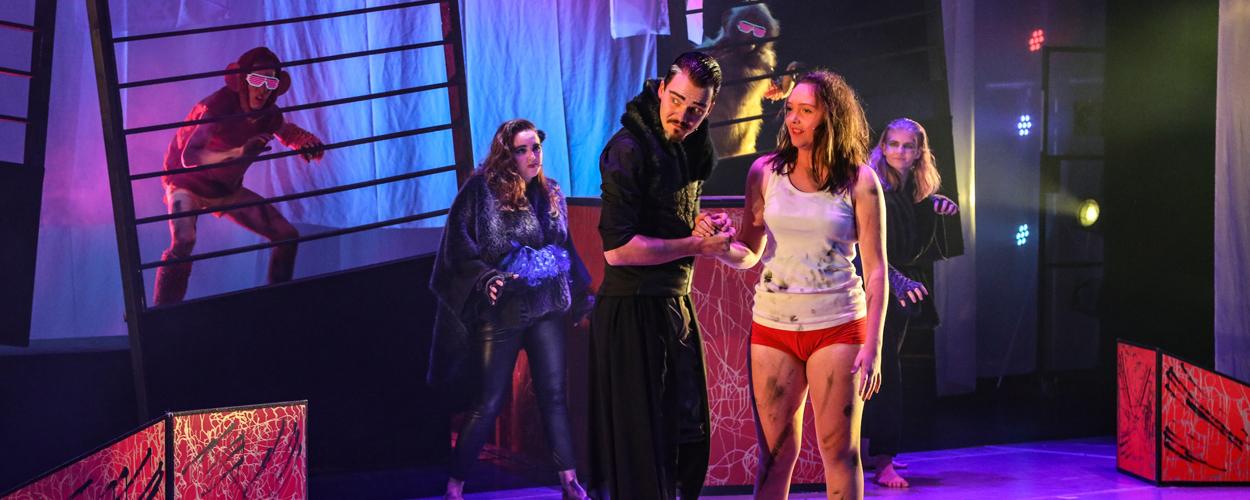 Audities: Grimm van Theaterplan