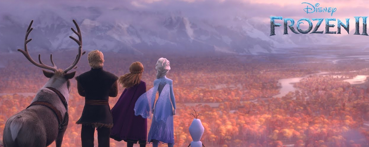 Eerste teaser trailer voor Frozen 2