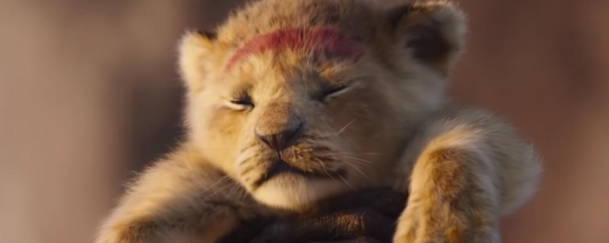 Nieuwe trailer voor film The Lion King