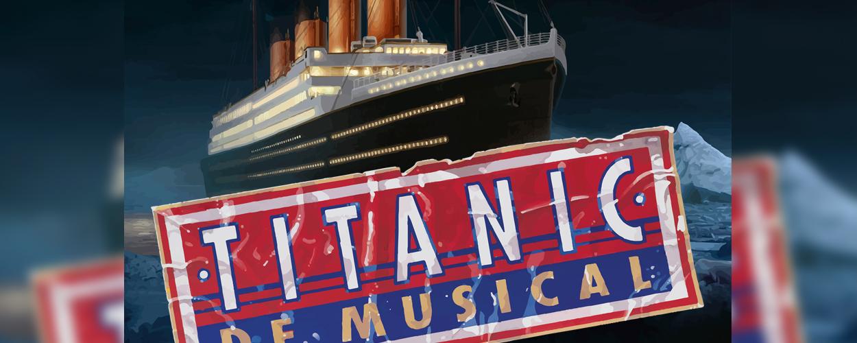 EDOG Muzikaal Theater speelt volgende maand Titanic