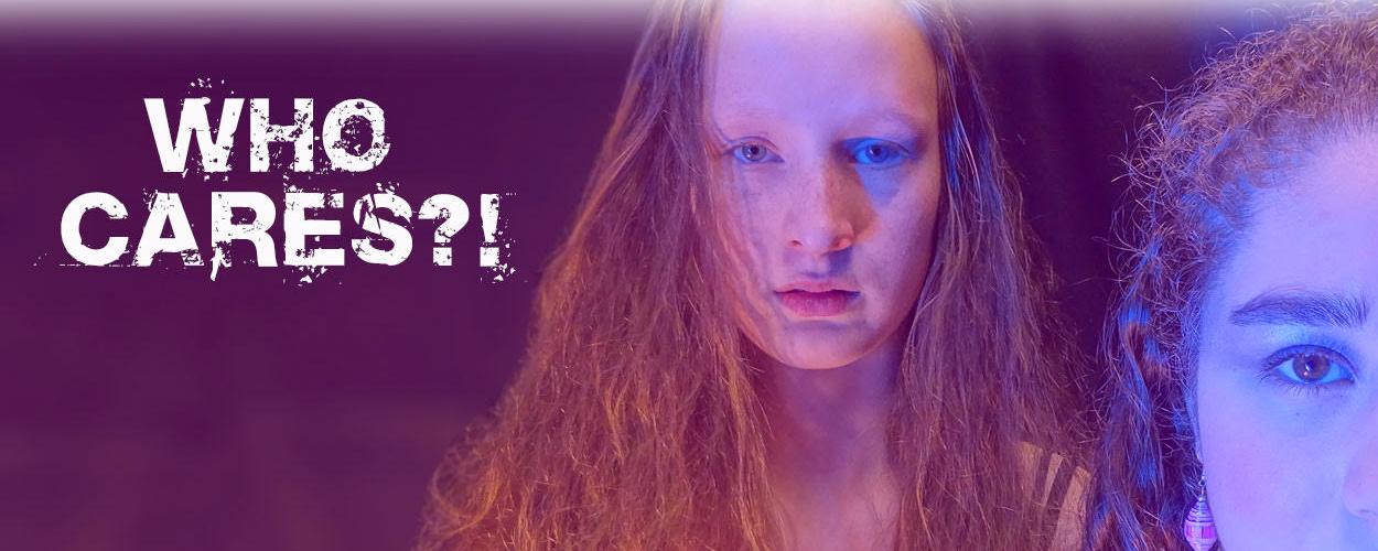 Who Cares?!, een theaterstuk over jonge mantelzorgers op scholen