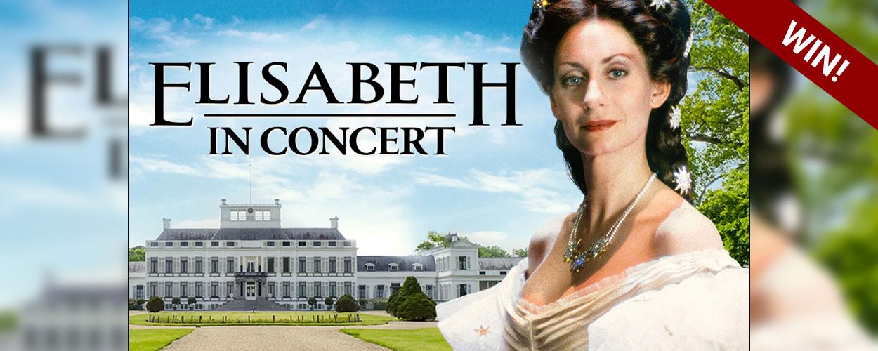 Win 2 kaarten voor Elisabeth in Concert!
