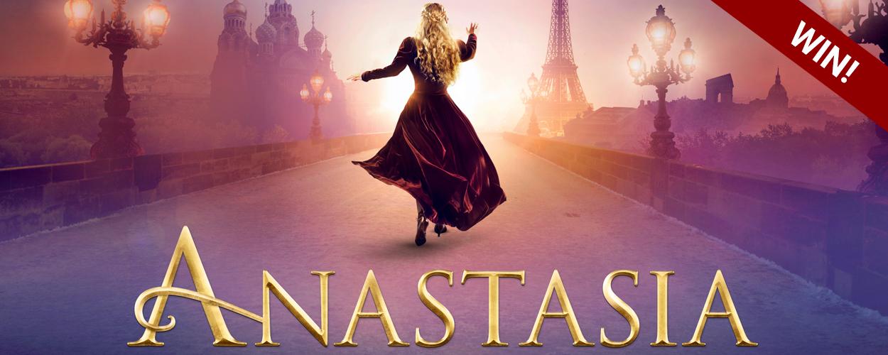 Win 2 kaarten voor Anastasia!