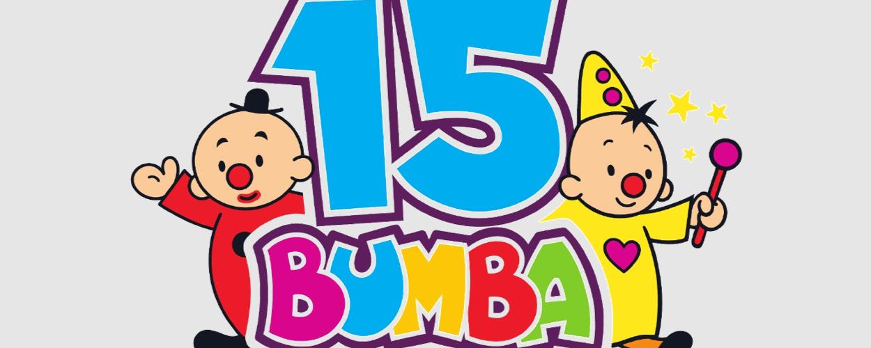 Bumba viert 15e verjaardag