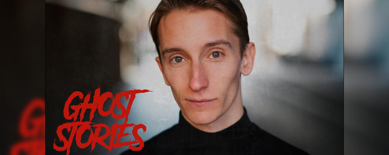 Alexander Brouwer toegevoegd aan cast Ghost Stories