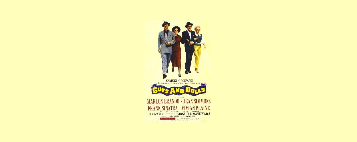 Musicalfilm Guys and Dolls krijgt na 60 jaar een remake