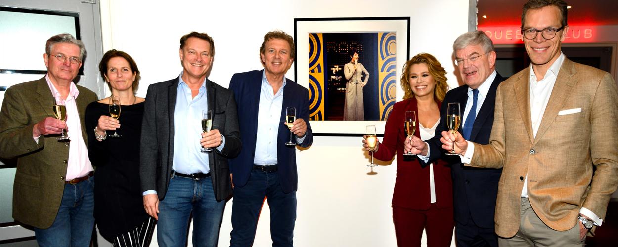 Robert ten Brink opent Mies Bouwman Foyer in het Beatrix Theater