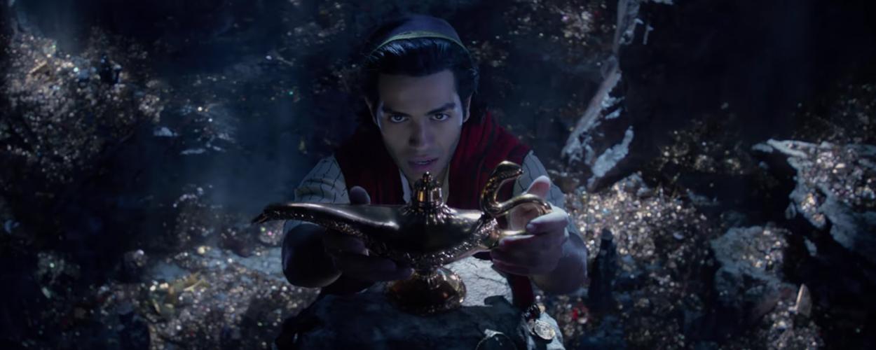 Bekijk nu de officiële trailer voor live-action Aladdin van Disney
