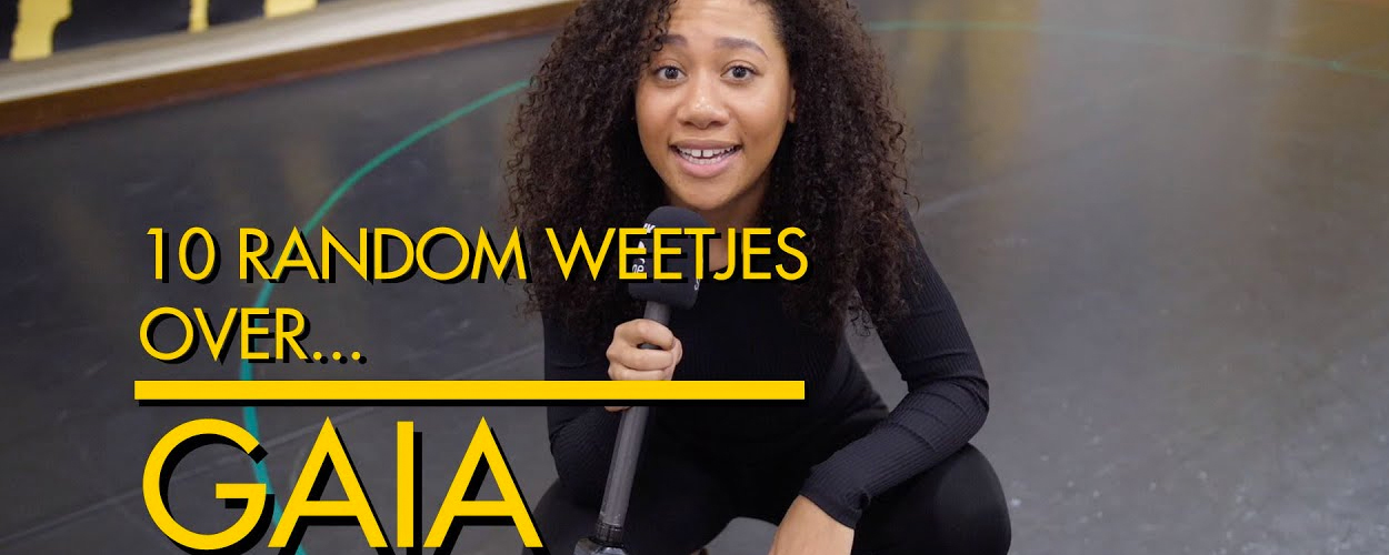 10 random weetjes over Gaia Aikman uit The Lion King