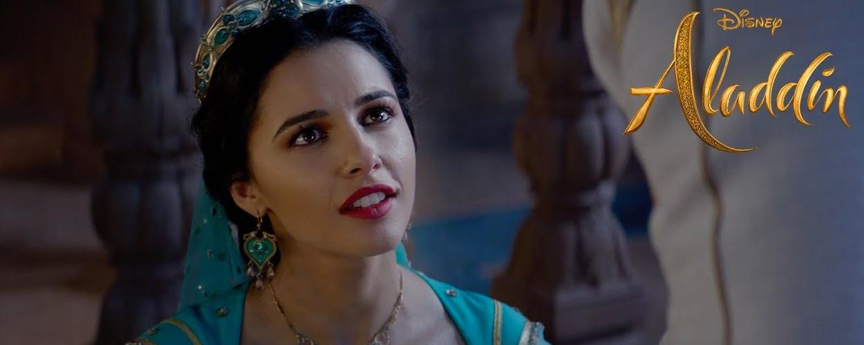 Nieuwe commercial voor live-action Aladdin met Prinses Jasmine centraal