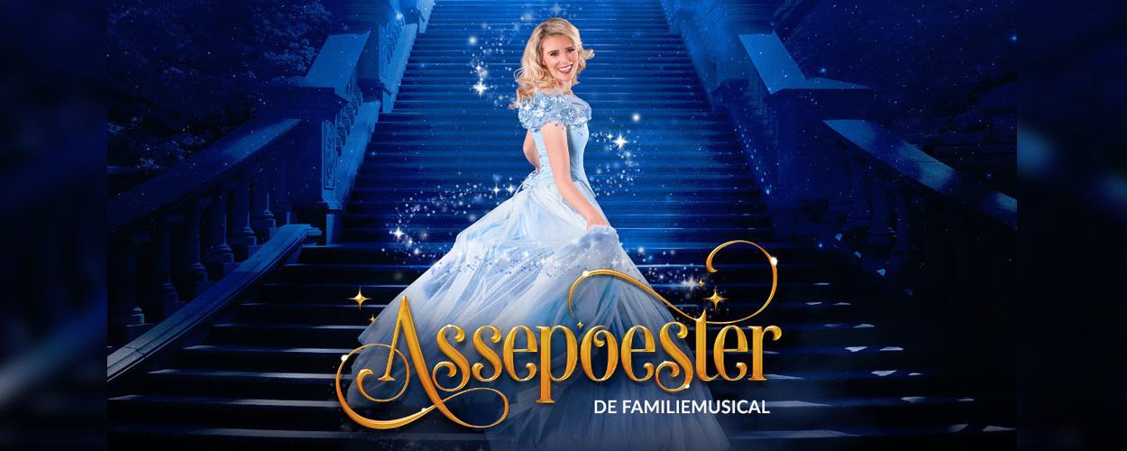 Vlaamse versie Assepoester gaat eind dit jaar opnieuw touren