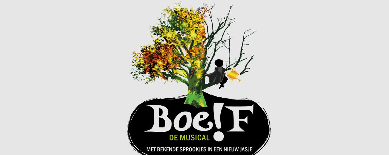 Nieuwe sprookjesmusical Boe!F van Kleintje BMT