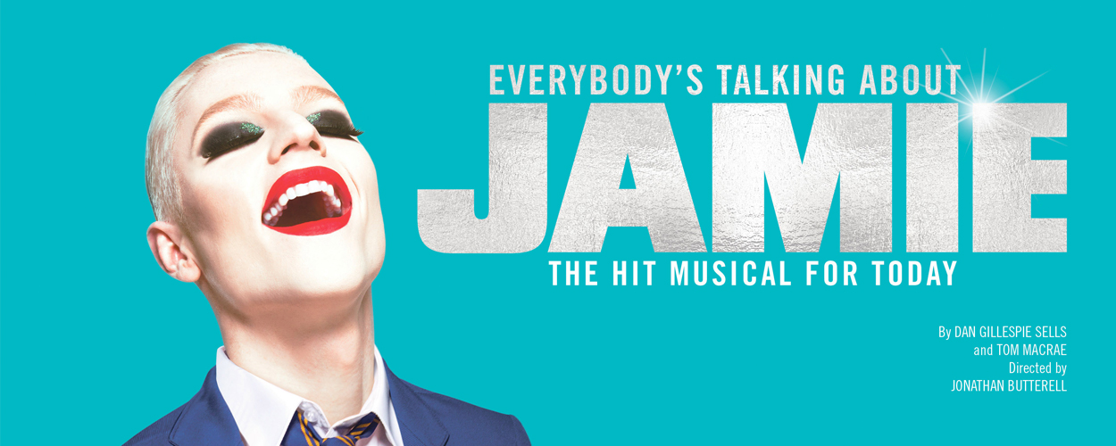 Koninklijk Theater Carré brengt musical Everybody's talking about Jamie