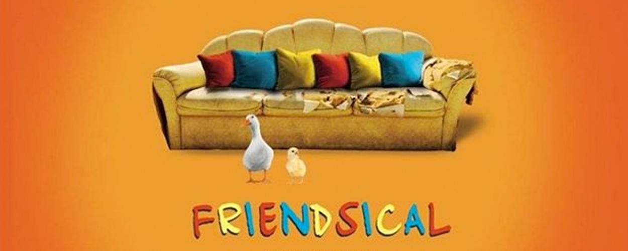 Nieuwe musical gebaseerd op Friends in Verenigd Koninkrijk